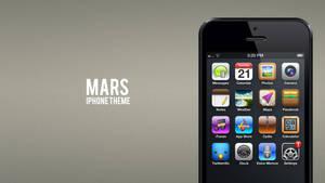 Mars by balderoine