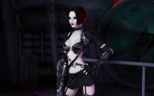 Mercenary by Vaesark