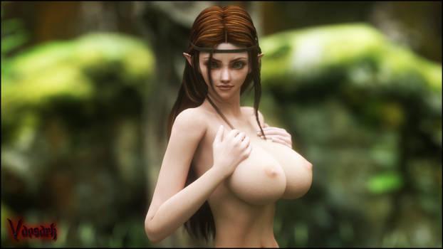 Evelyn by Vaesark