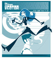The Girl from VECtor by Ape74