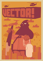 VECTOR by Ape74