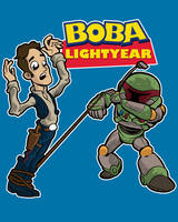 Boba Lightyear by Ape74