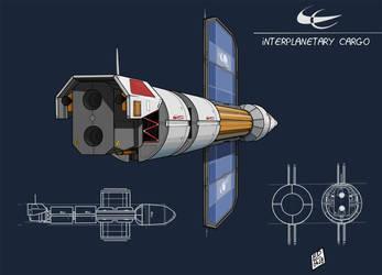 Interplanetary Cargo by Rhumer