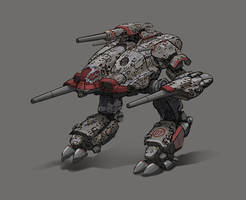 Stone Rhino SRH-1 Concept - Smoke Jaguar by user000000000001