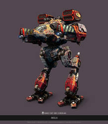 MWO - Mad Cat MK II - Akula by user000000000001