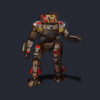 Brigand Concept by user000000000001