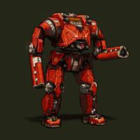 Gunslinger Concept by user000000000001