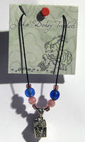 YDT - Secret Box Necklace by bumblefly