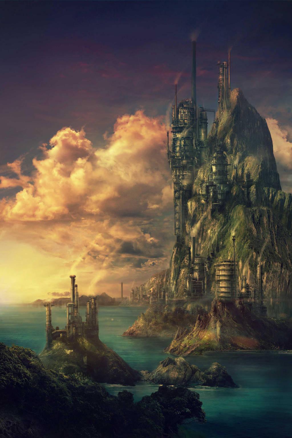 Tecnopolis by PulpoGlow