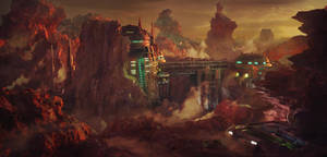 Mining Colony by PulpoGlow