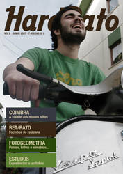 HardRato Magazine Cover by sh4vo