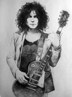 Marc Bolan II by Gilotina