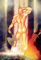 Thor #2 by TumbledHeroes