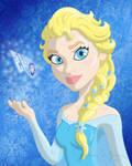 Elsa by CristianSJuarez
