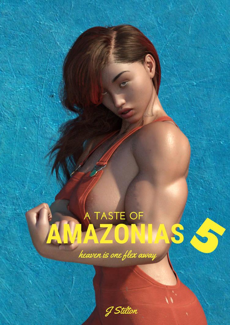 Get a FREE taste of Amazonias! by jstilton
