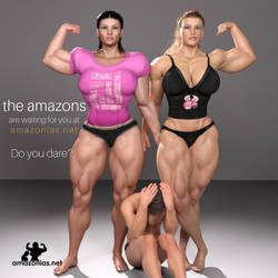 only one address for the hottest in female muscle by jstilton