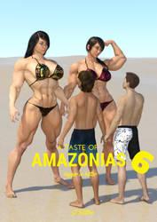 new free title: A taste of Amazonias, volume 6 by jstilton