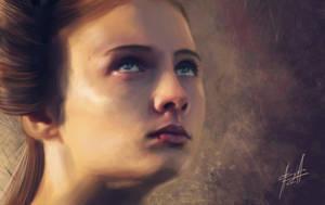 Game of Thrones: Sansa Stark by charychu
