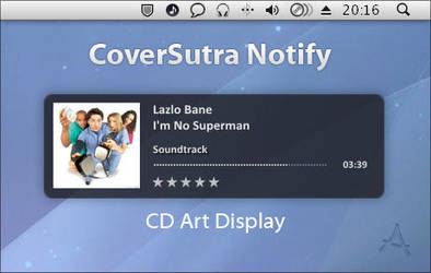CoverSutra Notify by alabanco