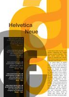 Helvetica 01 by Nodtveidt