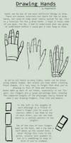 Drawing Hands by Paperwick