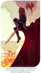 Warden Kain Ventforth by Paperwick