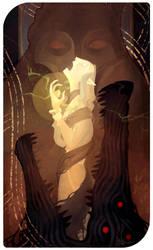 Assana Lavellan: The Devil by Paperwick