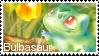 Bulbasaur Stamp by Fox-Bones