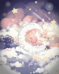 Moon Cradle drawn by PrincessTabb