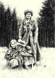 sketch by Corleth
