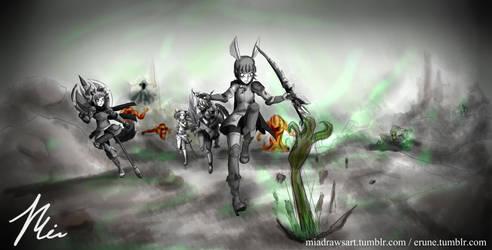 Skies Of Eternity Chapter 1 Scene 6 by miasaka