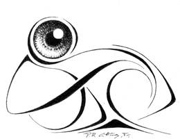 Glyphic Toad by pcutting
