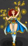 Magic by Tiki-Sama