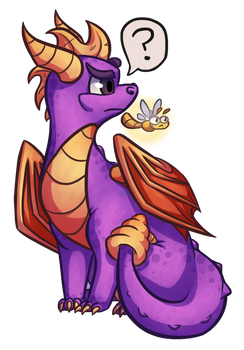 Time for Spyro! by Keahi-the-Dragon