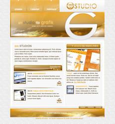 Grafix Studio website by TonioSite