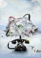 Crestock contest - Wintercat by velendil