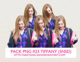 Pack PNG #23 Tiffany by NaKyung-san