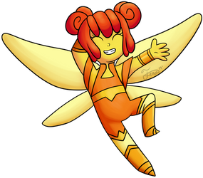 .:Gift:. Amber by Metroid-Tamer