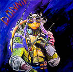 DONNIE IS AWESOME by Greenminerthescoffer