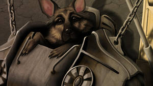 Fallout 4 - Dogmeat by CryO5