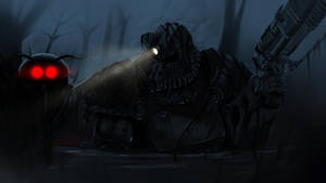 Fallout 76 - Lamp! by CryO5