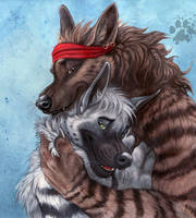 Best Friends by screwbald