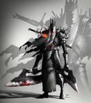Forsaken King by DoomGuy26