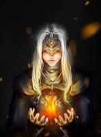 Fire Keeper by DoomGuy26