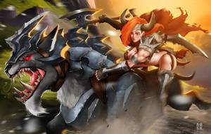 War Rider by DoomGuy26