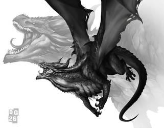 Dragon (WIP) by DoomGuy26