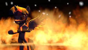 Twilight Sparkle: The Flame of Leadership by ghostoftime1