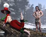 Witchwinter: Ice Bucket Challenge by Magnus-Strindboem