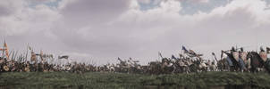 Bannockburn: Cliffords Charge by Magnus-Strindboem