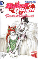Harley Quinn Valentine's Day Special - Sleepover by WittA